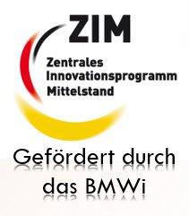 ZIM Gefördert durch das BMWi